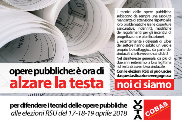 11 COBAS_elezioni_RSU_2018_Patrimonio_Urbanistica_Gare